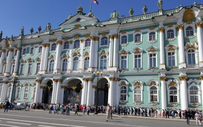Museo Hermitage – Rusia