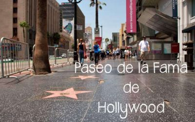 Paseo de la Fama, Hollywood – California – Estados Unidos