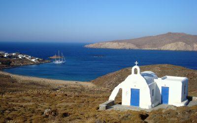 Playa Panormo- Grecia