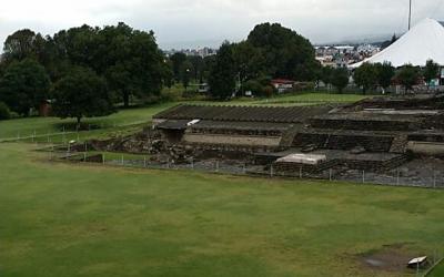 Pirámide de Cholula – México