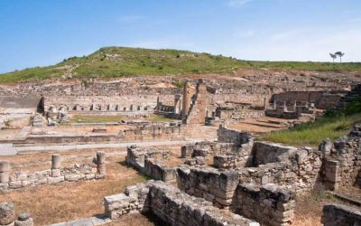 Antigua Kamiros – Grecia