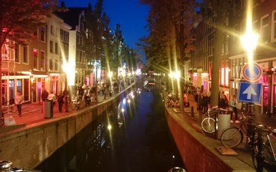 Barrio Rojo de Amsterdan – Países Bajos