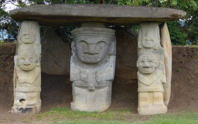 Parque Arqueologico San Agustín – Colombia