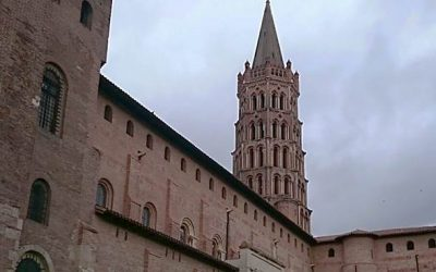 Basílica de San Sernín – Francia