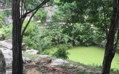 Cenote Sagrado – México