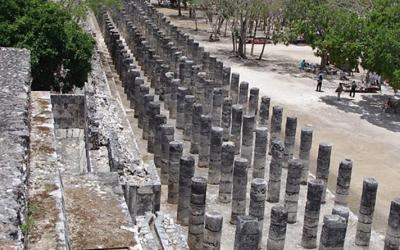 Templo de los Guerreros – México
