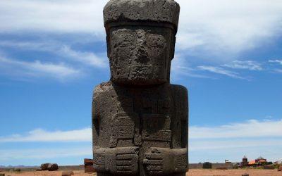 Tiwanaku – Bolivia