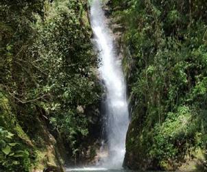 Cascada de la Mujer – Colombia