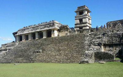 Templo de la Cruz Foliada – México