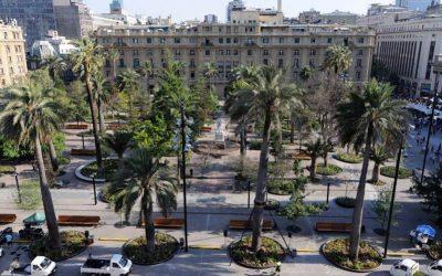 Plaza de Armas de Santiago – Chile
