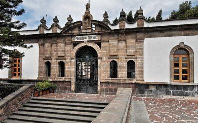 Cementerio del Tepeyac – México