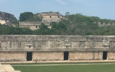 Cuadrangulo de las monjas – México