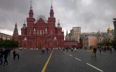 Plaza Roja – Rusia