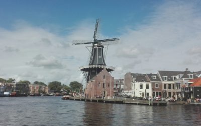 Molino de Adriaan – Haarlem
