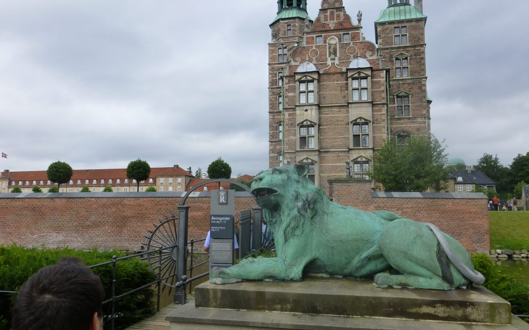 Castillo de Rosenborg – Dinamarca