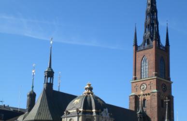 Iglesia de Santa Gertrudis – Suecia
