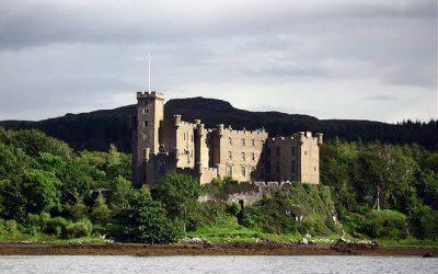 Castillo de Dunvegan – Gran Bretaña