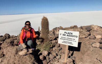 Isla Incahuasi – Bolivia