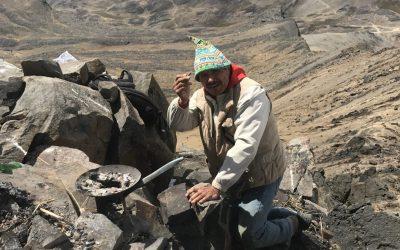 Cerro Isqani – Bolivia