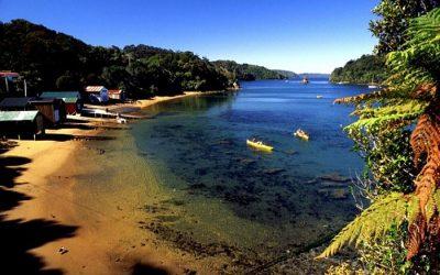 Isla Stewart – Nueva Zelanda
