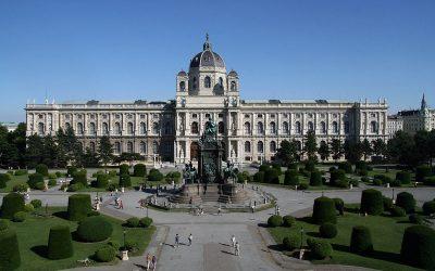 Plaza de Maria Teresa – Austria