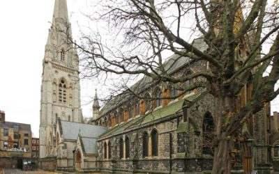 St. Mary Abbots Church – Gran Bretaña