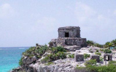 Templo del Dios viento – México