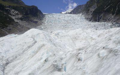 Glaciar Fox – Nueva Zelanda