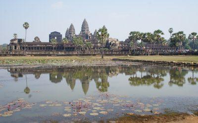 Templo Angkor Wat – Camboya