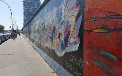East Side Gallery – Alemania