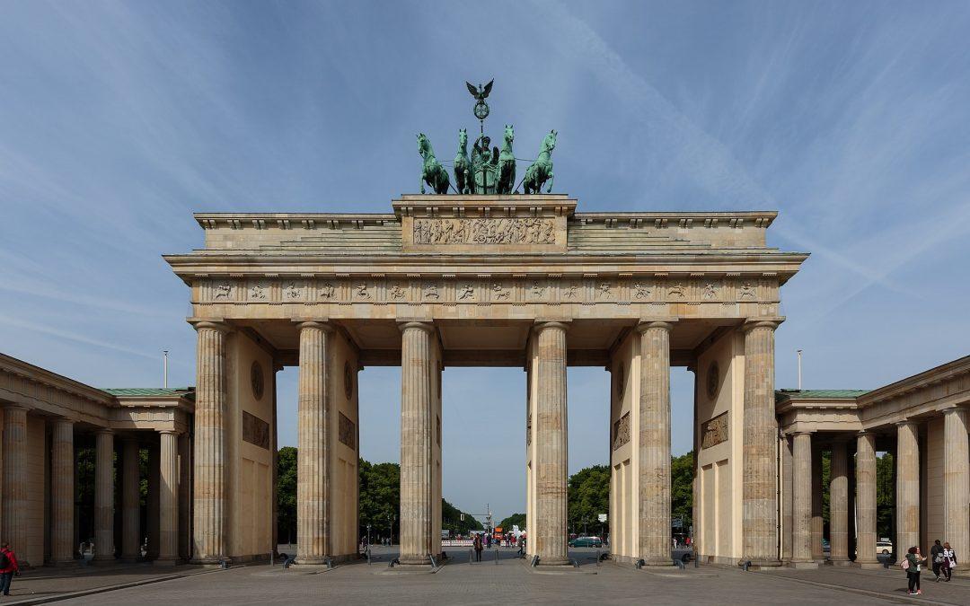 Puerta de Brandeburgo – Alemania