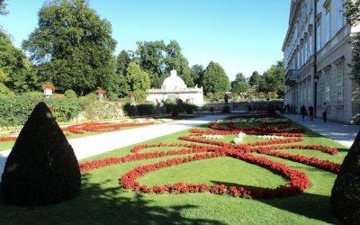 Jardines de Mirabell – Austria