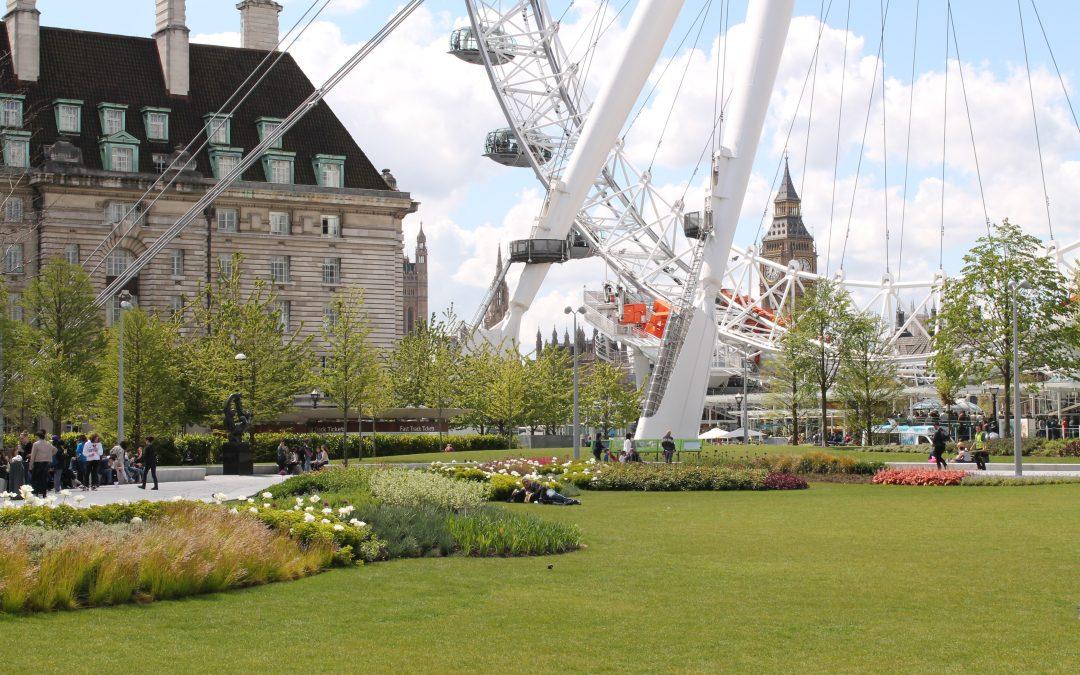 Jubilee Gardens – Gran Bretaña