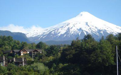 Volcán Villarica (Chile)