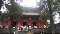 Templo Shaolin – China