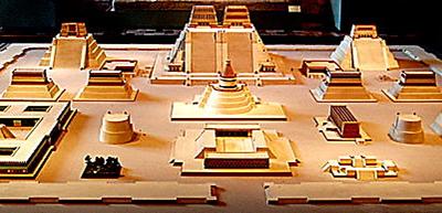 Templo Mayor de Tenochtitlan – México