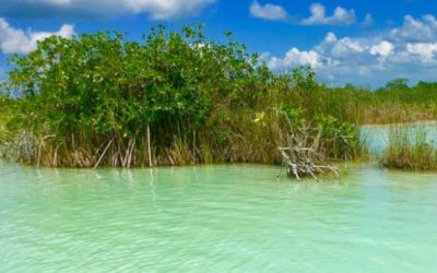 Laguna Bacalar – México