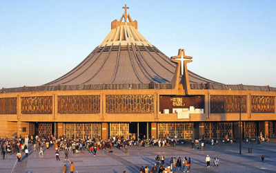 Insigne y Nacional Basílica de Santa María de Guadalupe – México
