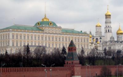 Gran Palacio de Kremlin – Rusia