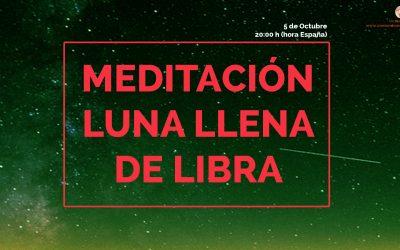 Meditación Luna Llena de Libra – Miquel Samarra