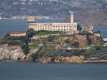 Cárcel de Alcatraz- California – Estados Unidos