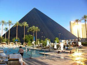Hotel Luxor – Las Vegas – Estados Unidos