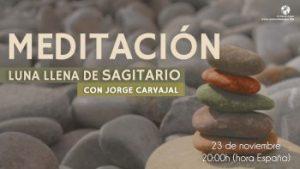 Meditación Luna Llena de Sagitario – Dr. Jorge Carvajal
