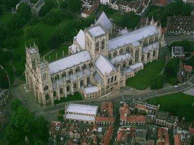 Catedral de York – York – Gran Bretaña