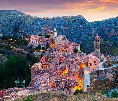 Segura de los Baños – Teruel – Aragón – España
