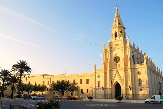 Santuario de Nuestra Señora de Regla – Chipiona – Cadiz – España