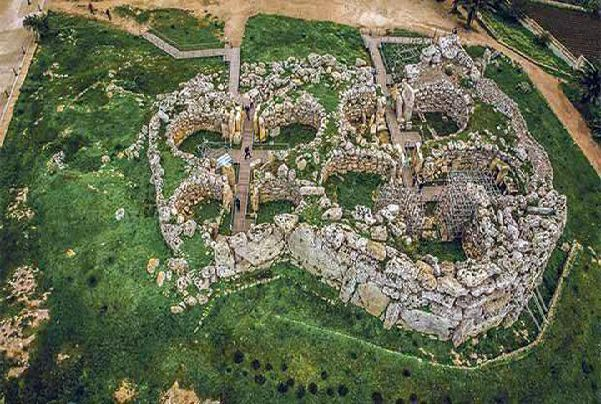 Templo de Ggantija – Isla de Gozo – Malta