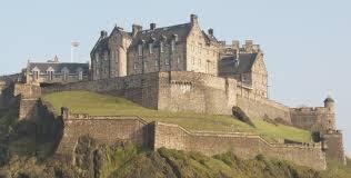 Castillo de Edimburgo- Edimburgo – Escocia – Gran Bretaña
