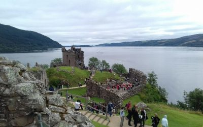 Lago Ness – Escocia – Gran Bretaña