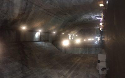Minas de sal de Slanic-Slanic-Rumania